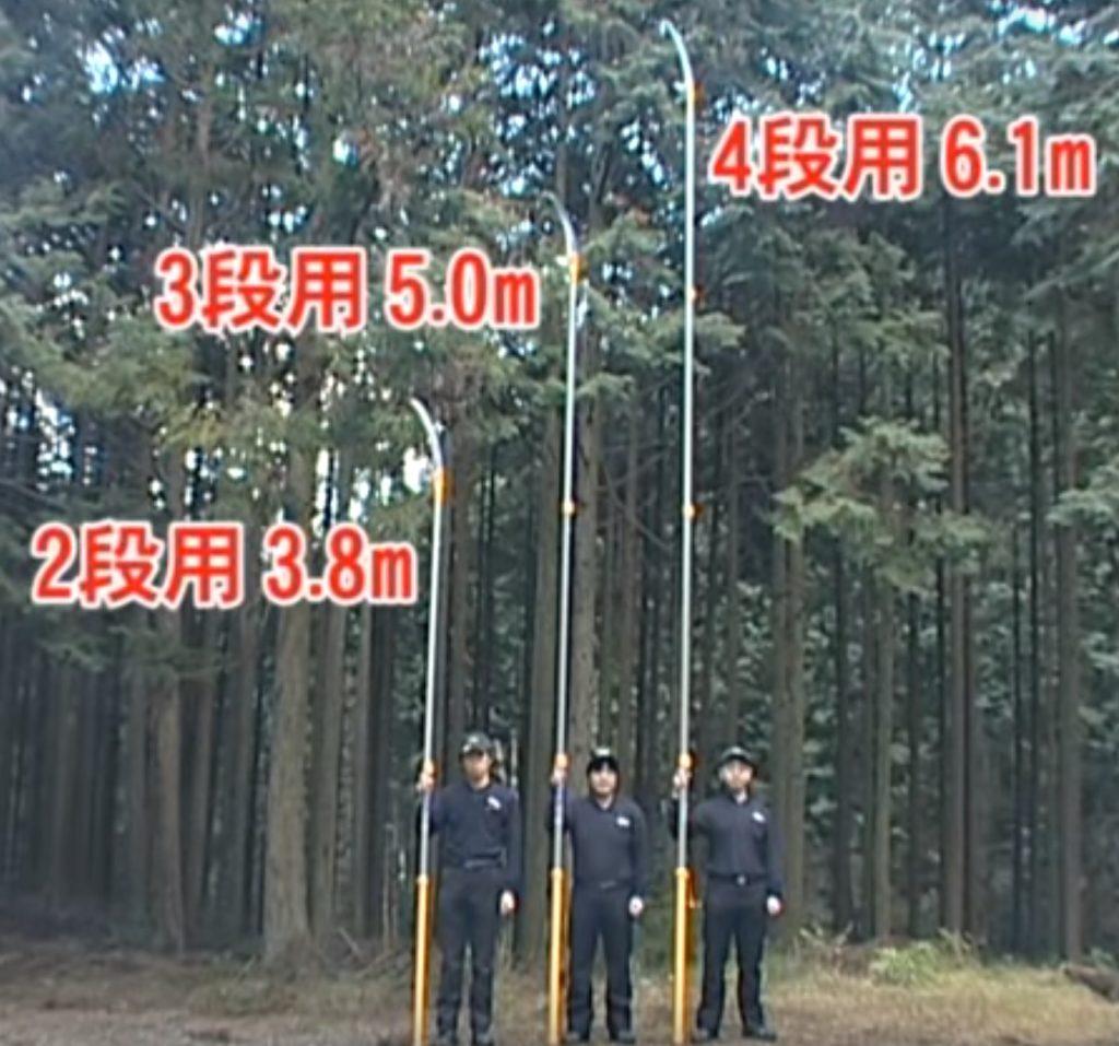 シルキーハヤテ-商品一覧(2段・3段・4段)