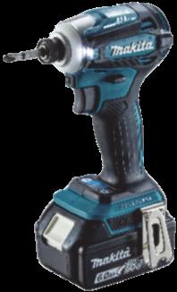 マキタ-TD172D-ブルー