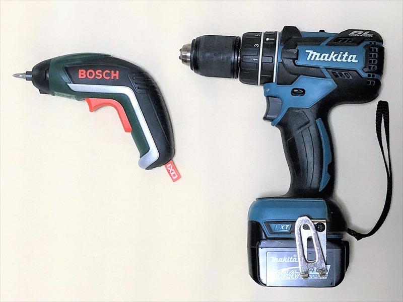 ボッシュ-IXO5とマキタ-HP479Dの比較_R_R