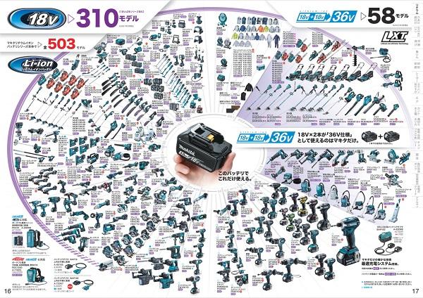 2021-04-マキタ18Vシリーズ-モデル数 - ss
