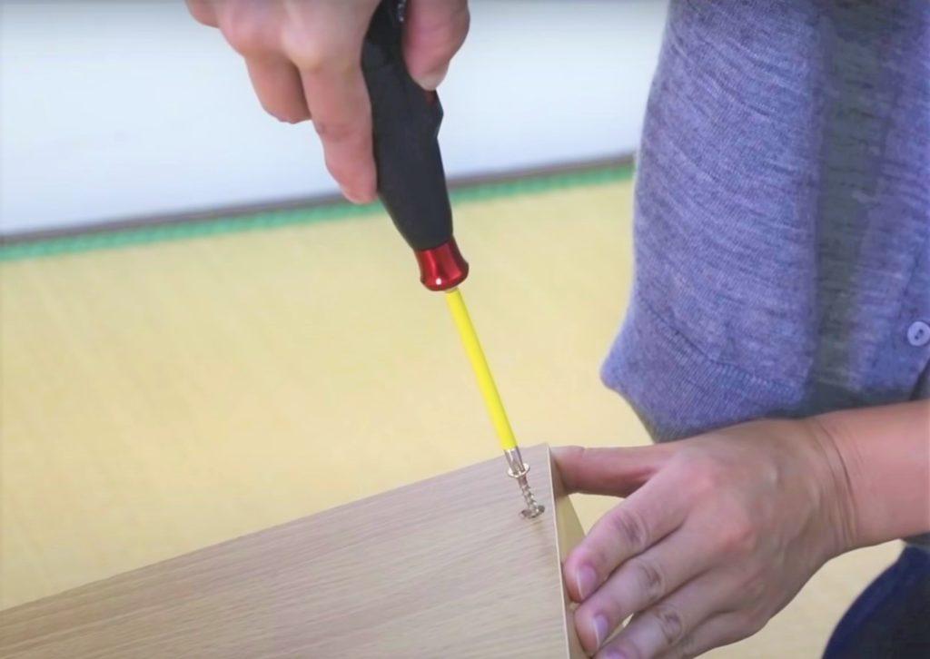 ベッセル 電ドラボール 使用例1