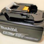 マキタ-6Ahバッテリー