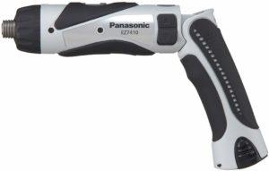 Panasonic(パナソニック) 充電スティックドリルドライバー 3.6V グレー EZ7410LA2SH1