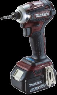マキタ-TD172D-オーセンティックレッド