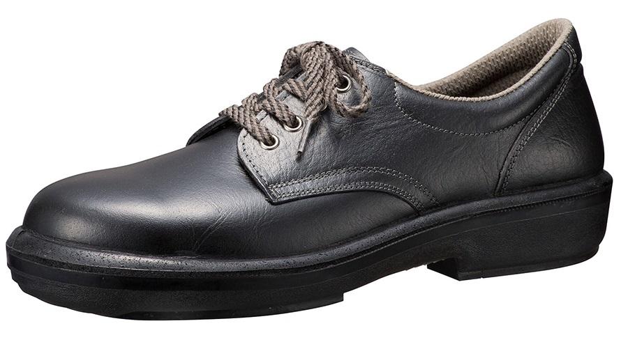 ミドリ安全-H種耐滑安全靴-ウルトララバーテック-RTU210-横外-余白なし