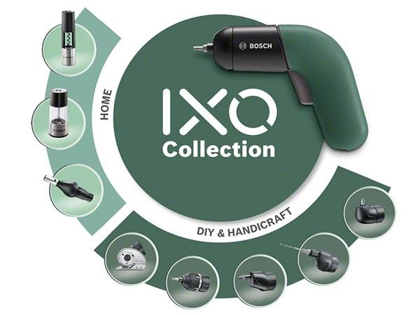 IXO6-アダプター各種