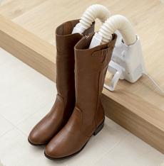 カラリエ-くつ乾燥機-アイリスオーヤマ-sd-c2-18-伸ばして使う-ブーツ